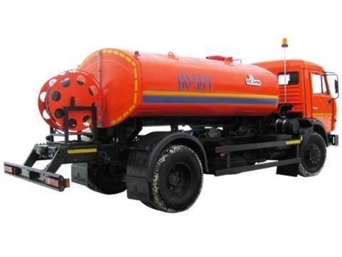 KAMAZ KO-564-20 Kanalspülfahrzeug