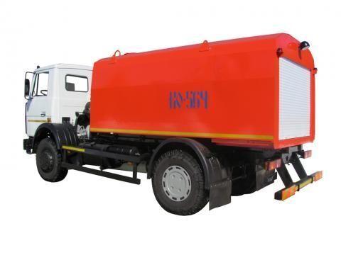 MAZ KO-564-30  Kanalspülfahrzeug