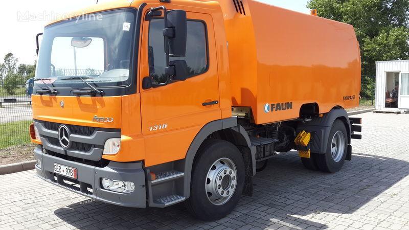 neue FAUN VARZ-MV-1318-06 Kehrmaschine