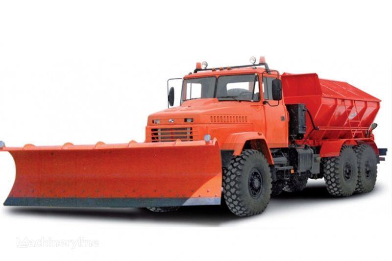 KRAZ 6322 MDKZ-30 Kombinirovannaya dorozhnaya mashina  Kehrmaschine