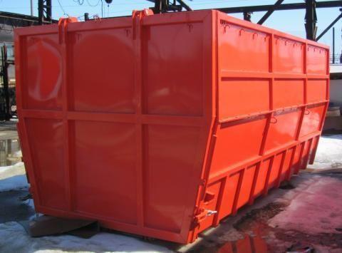 neue KO-452.32.00.000  Müllcontainer