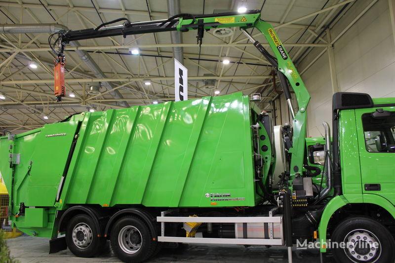neuer FAUN POWERPRESS 520 Müllwagen