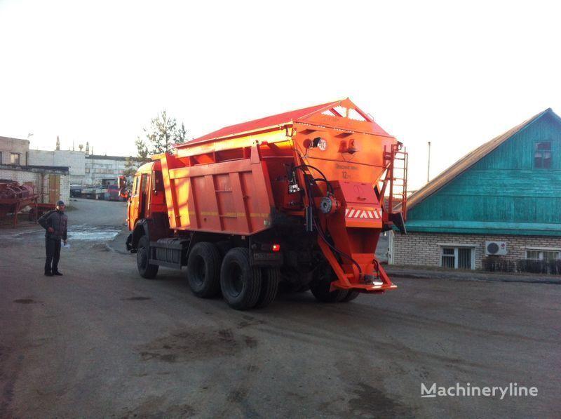 neuer URAL MKDS 3 Streuwagen