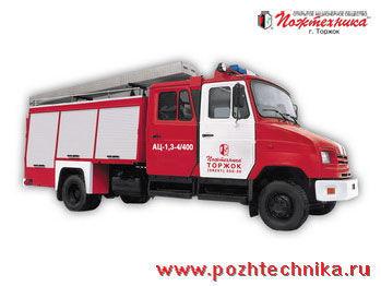 ZIL  AC-1,3-4/400 Tanklöschfahrzeug
