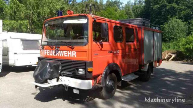 IVECO Magirus 60-9 Feuerwehr LF8 Feuerwehrauto