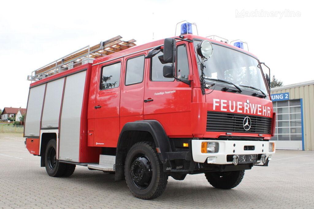 MERCEDES-BENZ 1124 AF Feuerwehrauto