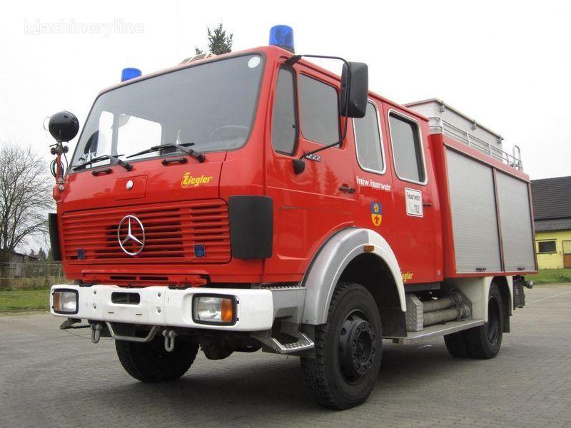 MERCEDES-BENZ 1222 AF Feuerwehrauto