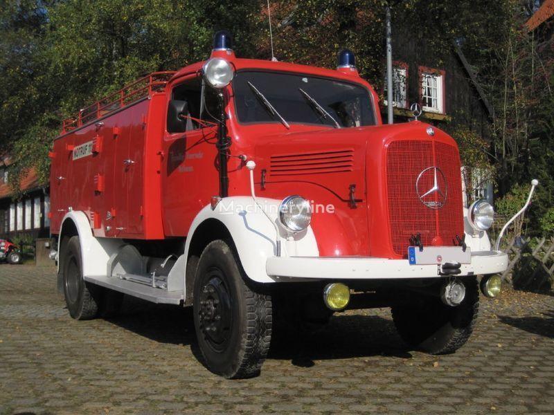 MERCEDES-BENZ LAF 311 Oldtimer Feuerwehrauto