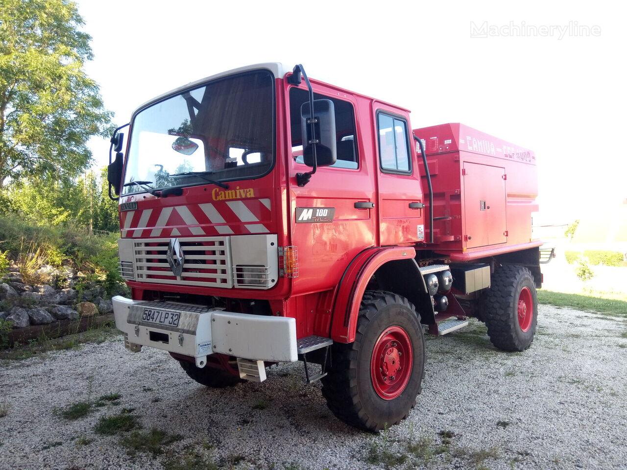 RENAULT M180 4x4 - CCF4000 Feuerwehrauto