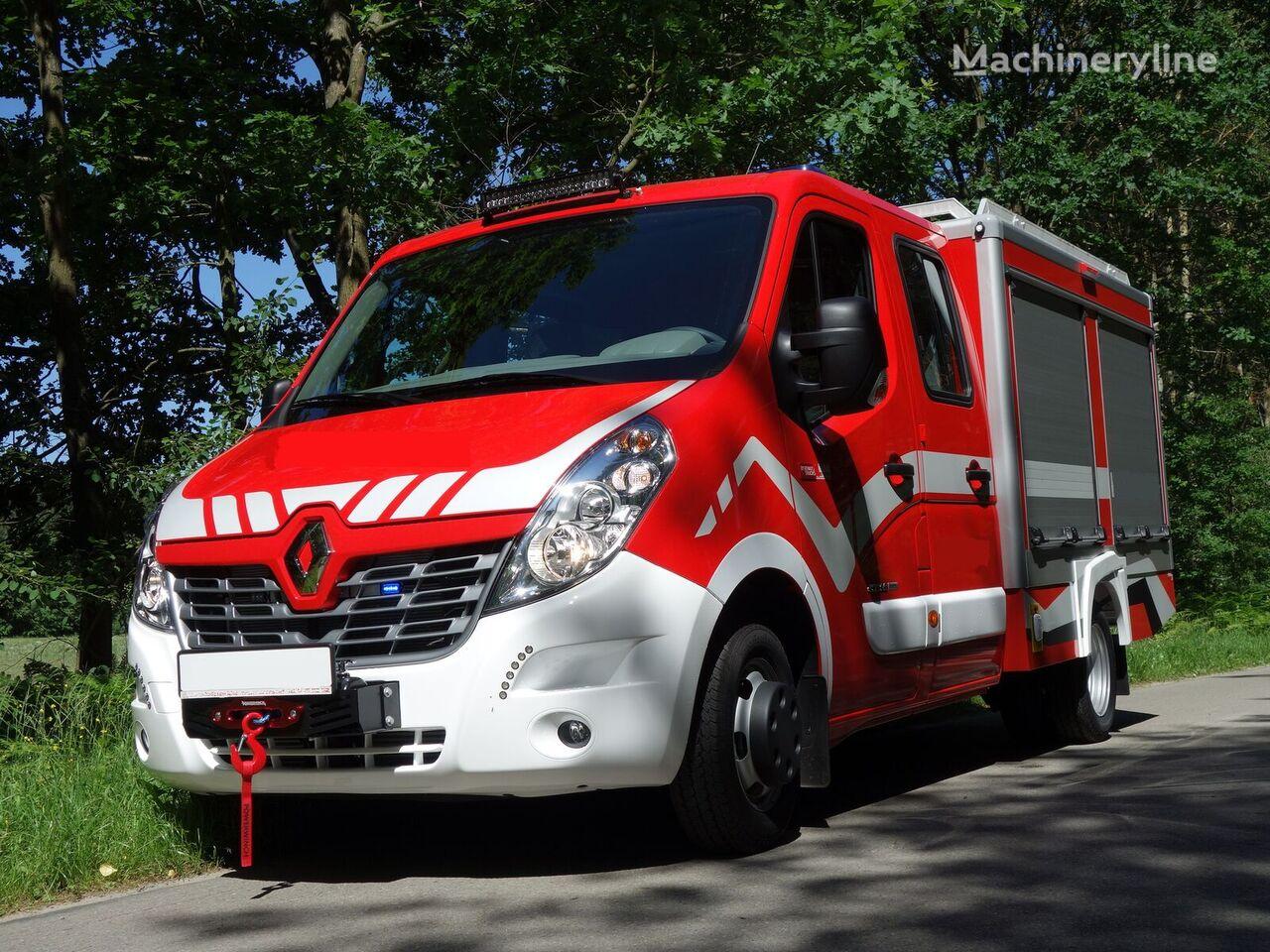 neues RENAULT  MASTER TSF/W MIT BIS ZU 800 L WASSERTANKVOLUMEN Feuerwehrauto