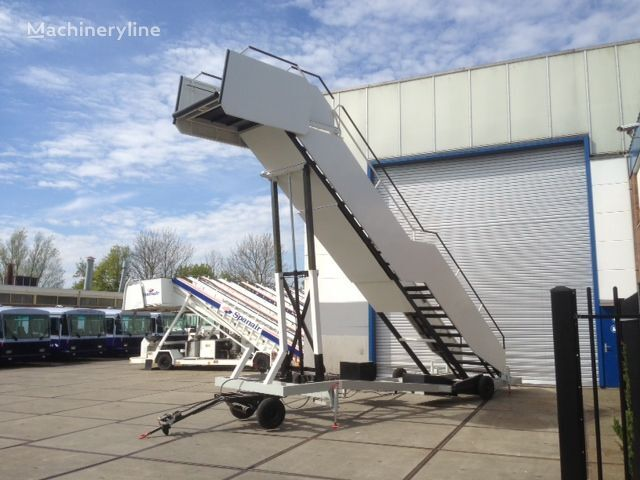 AMSS High Rise passenger stairs with 24V Passagiertreppe