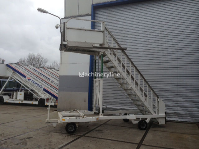 S-P-S   Pxt-01 Passenger stairs Passagiertreppe