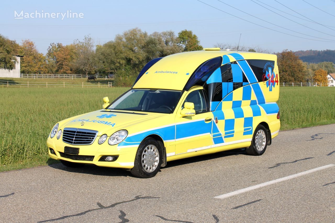 Binz Rettungswagen