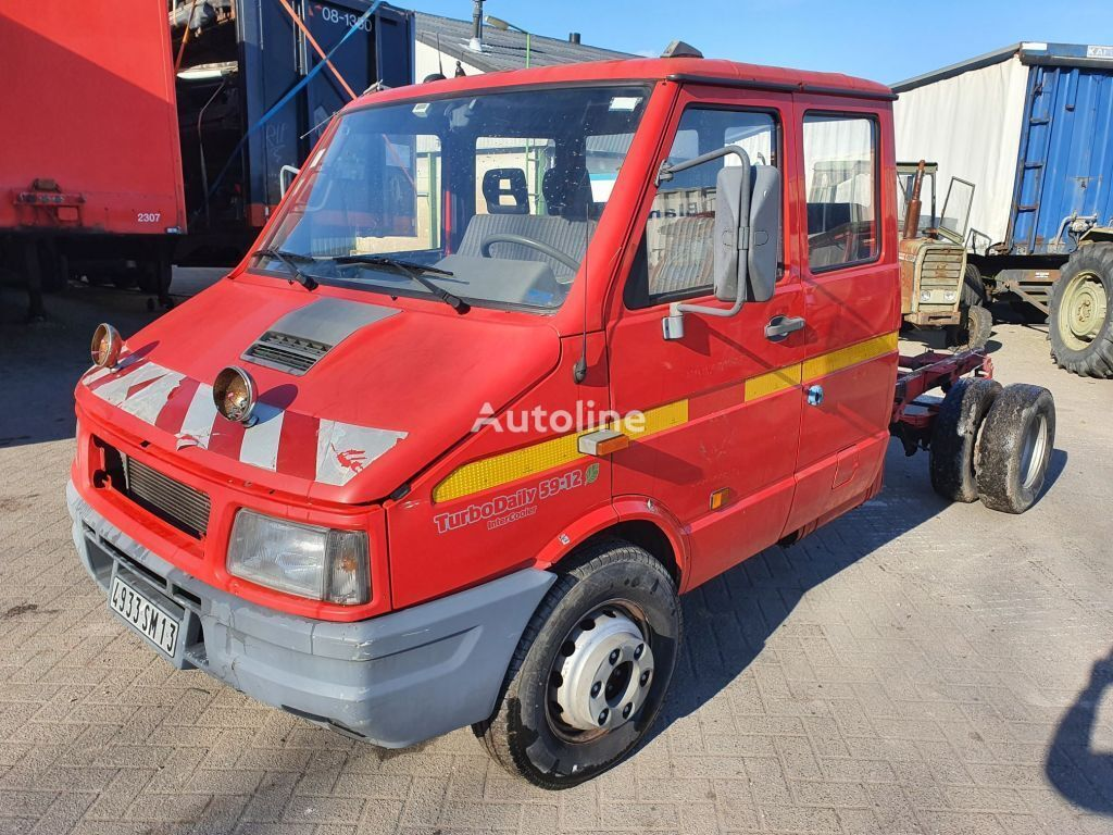IVECO TurboDaily 59-12 TurboDaily 59-12 intercooler Abschleppwagen