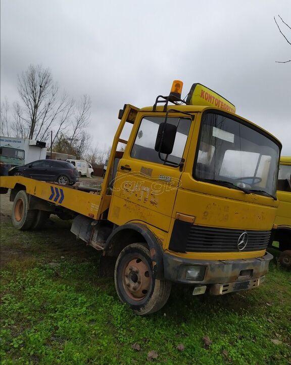 MERCEDES-BENZ 809 ME ERHGATE 4,40 PLATPHORHMA '87 Abschleppwagen