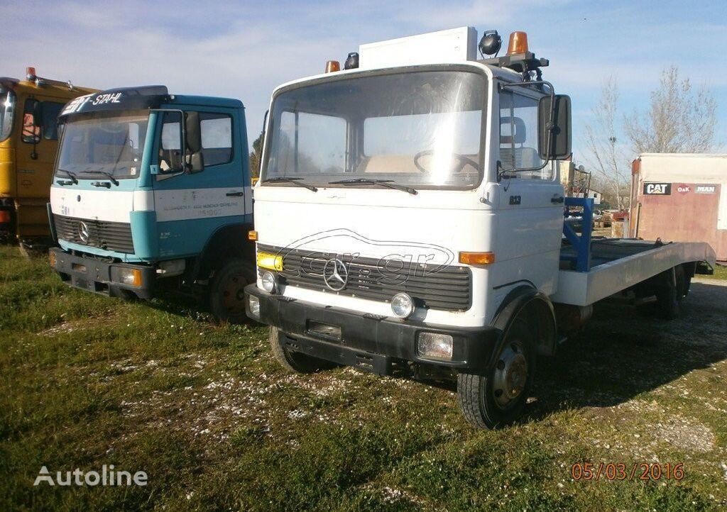 MERCEDES-BENZ 813 OLA TA ANTALAKTIKA '85 Abschleppwagen