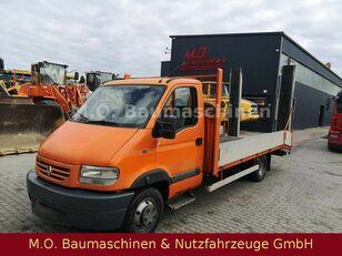 RENAULT Mascott 130 DCI  / Schlepper / Rampen /  / Abschleppwagen