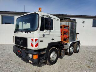 MAN MAN 26-402  Linnhoff Asphalttransporter LKW