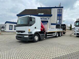 RENAULT 370.26  Autotransporter