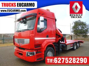 RENAULT PREMIUM 460 Autotransporter