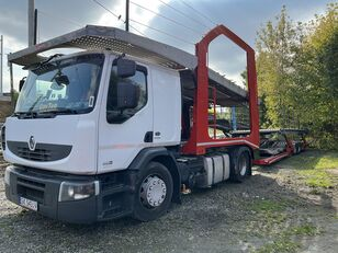 RENAULT Premium 460 EEV Autotransporter + Autotransportanhänger