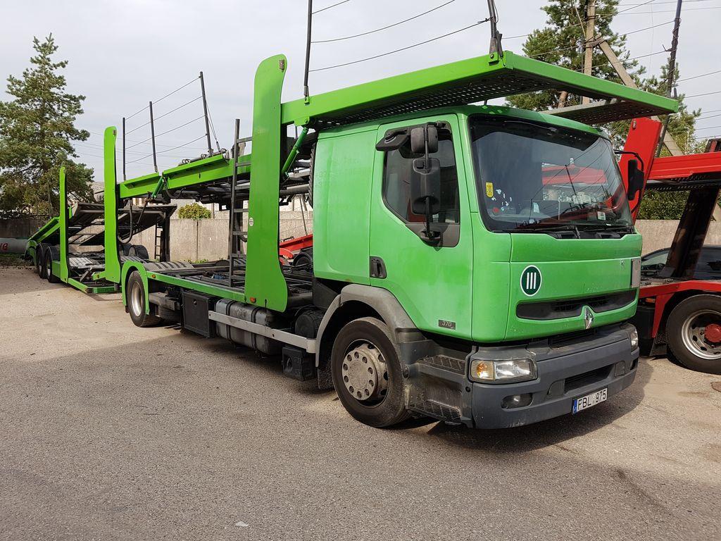 RENAULT Premium Autotransporter