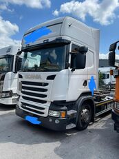 SCANIA R450 Containerchassis LKW