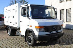 MERCEDES-BENZ Vario613D ICE-33°C 182tkm Radstand3150 Euro 5 Eiswagen