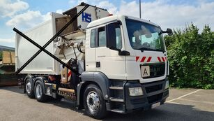 MAN TGS 26.320 LL 6x2 Fahrgestell Chassi rigth hand Fahrgestell LKW