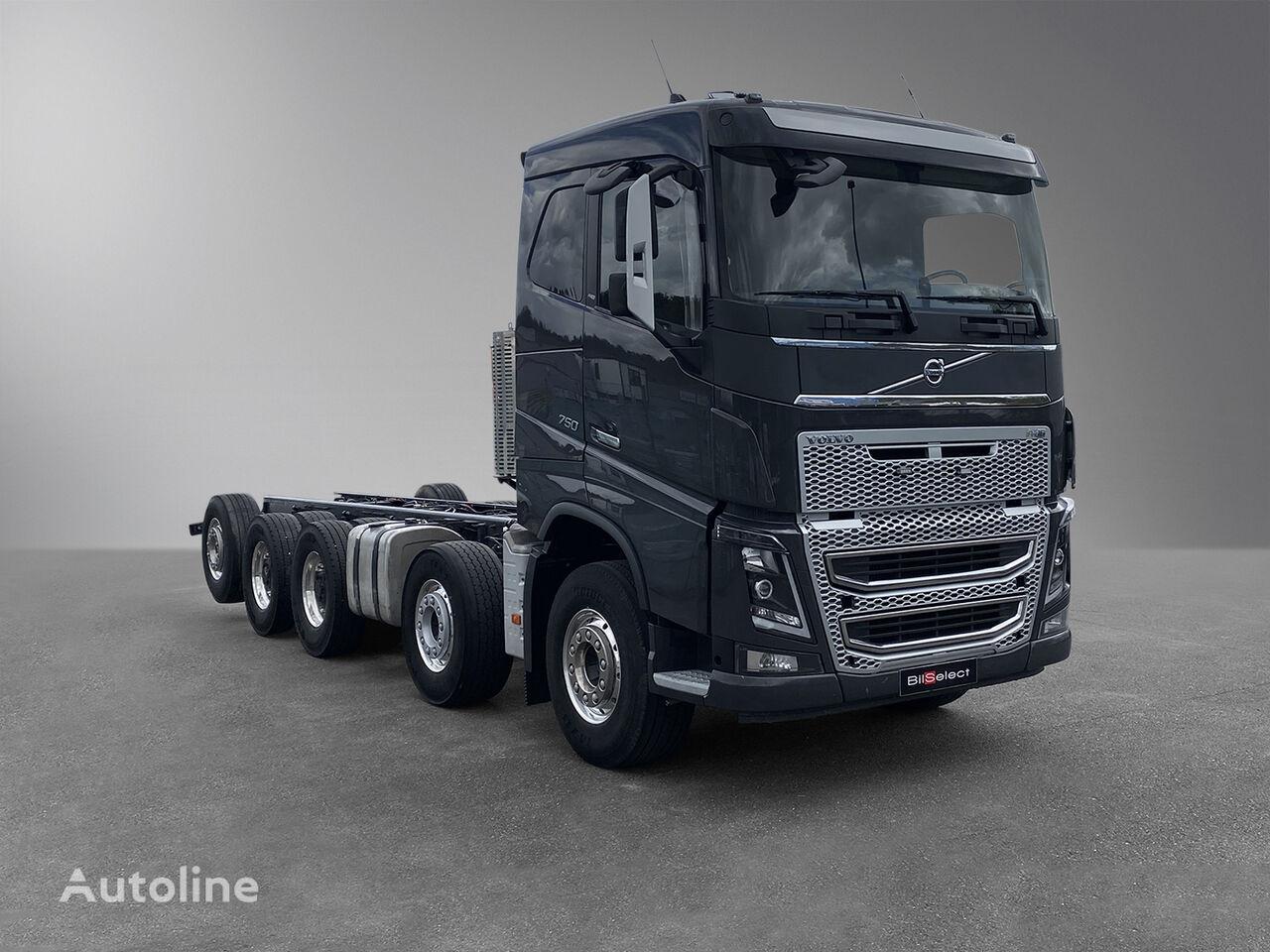 VOLVO FH16 750 10X4 Fahrgestell LKW