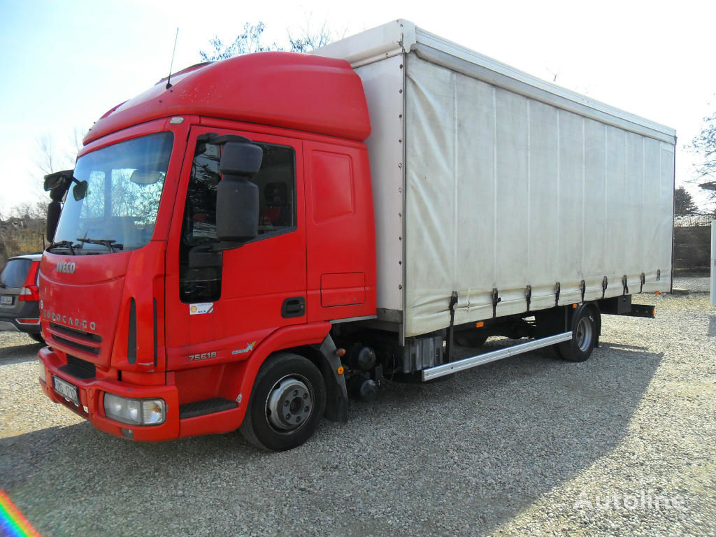 IVECO ML 75E18 Fahrgestell LKW