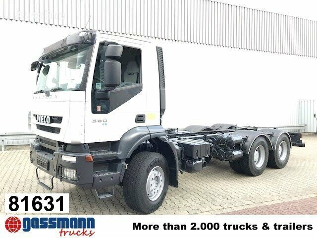 IVECO Trakker AD260T36  Fahrgestell LKW