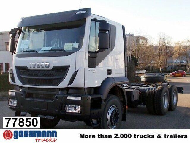 neuer IVECO Trakker / AD260T450 EEV / Autom./Klima Fahrgestell LKW