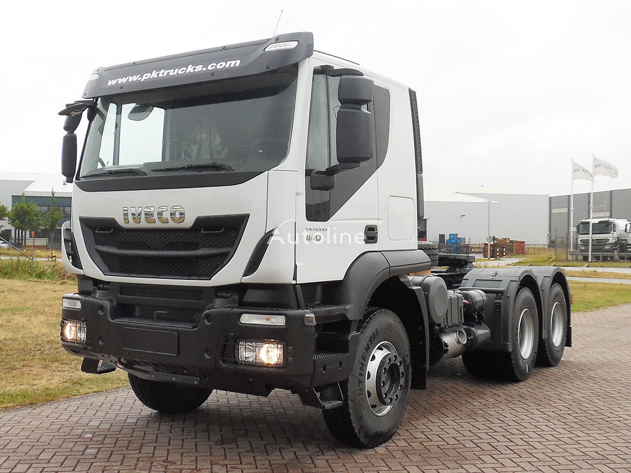 IVECO Trakker AT720T44TH ( 5 units ) Fahrgestell LKW