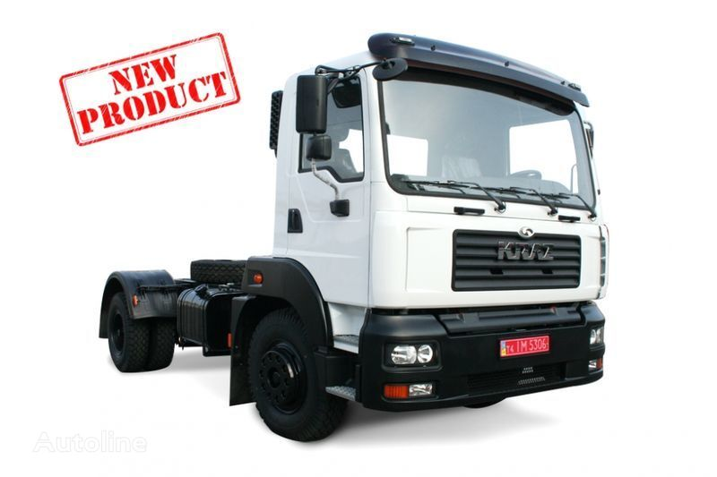 KRAZ 5401N2-020 Fahrgestell LKW