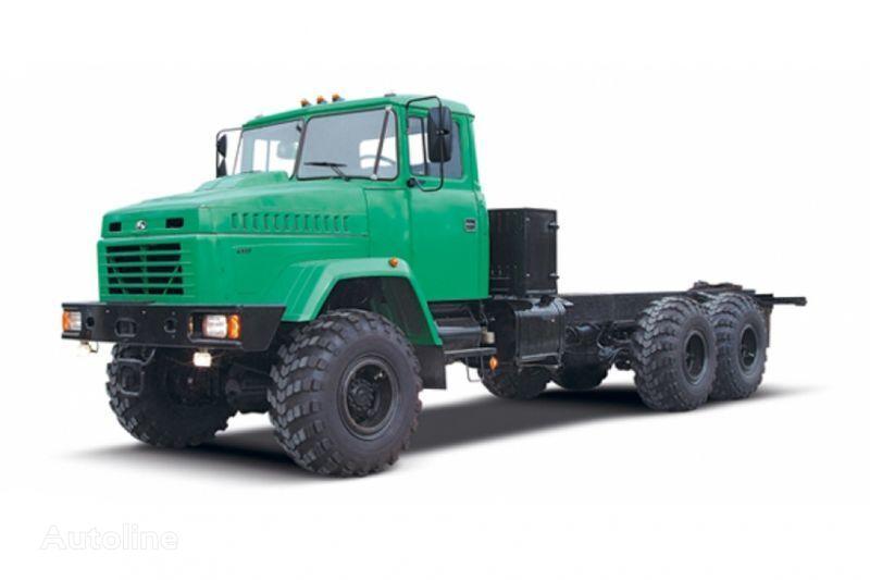 KRAZ 6322 Fahrgestell LKW