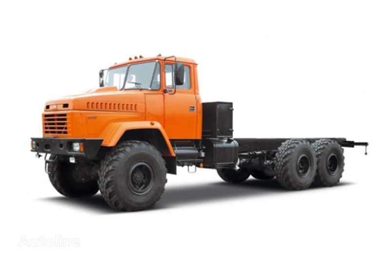 KRAZ 63221 tip 3 Fahrgestell LKW