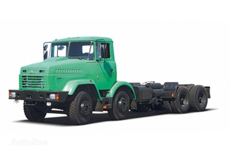 KRAZ 7133N4 Fahrgestell LKW