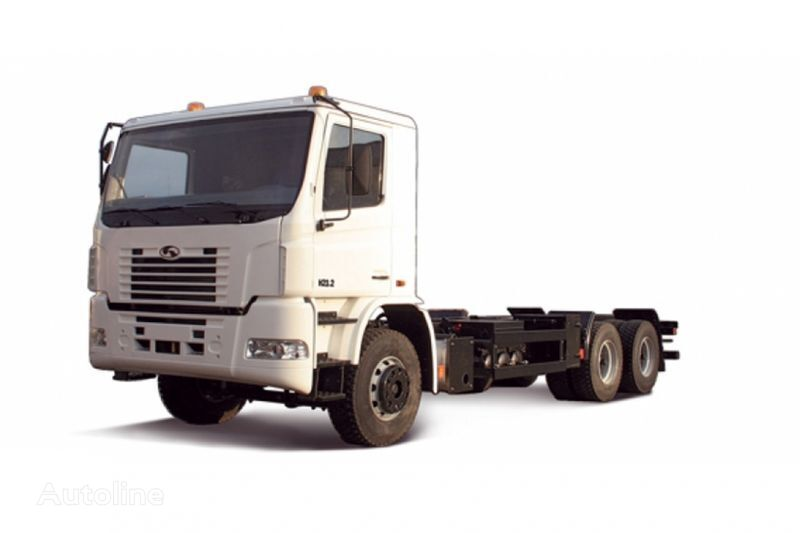 KRAZ H23.2 Fahrgestell LKW