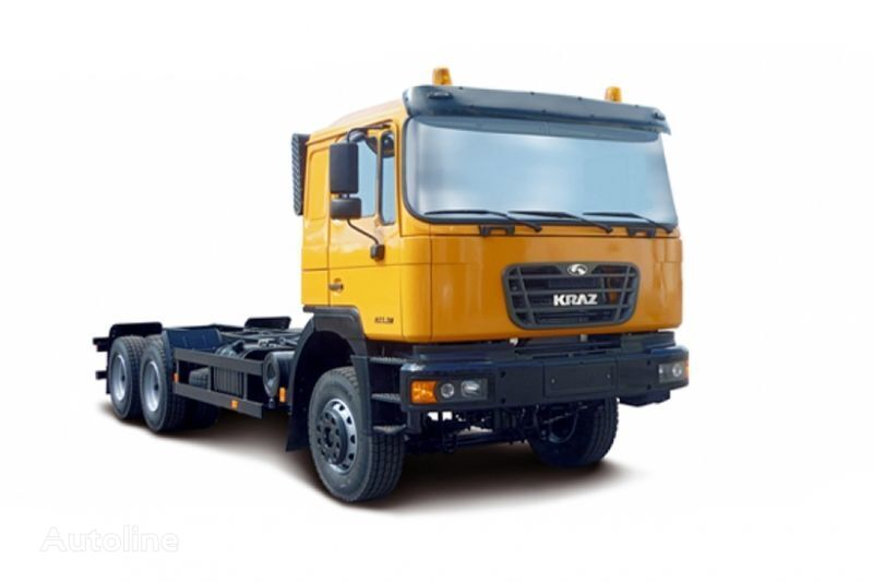 KRAZ H23.2M Fahrgestell LKW