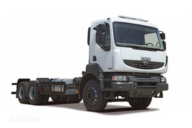 KRAZ N23.2R Fahrgestell LKW