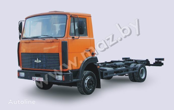 MAZ 4370 Fahrgestell LKW