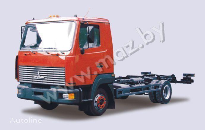 MAZ 4371 Fahrgestell LKW