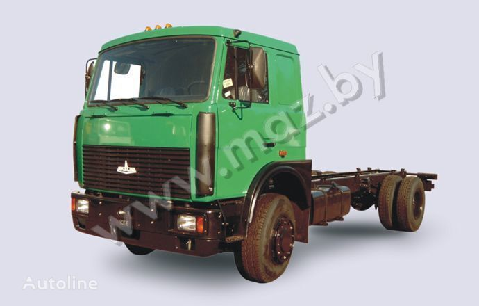 neuer MAZ 5336 Fahrgestell LKW