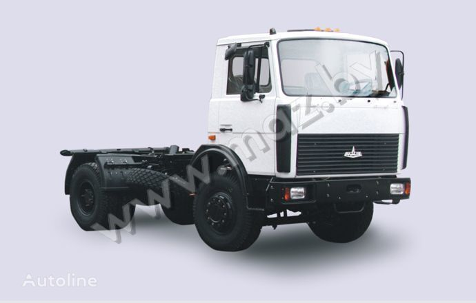MAZ 5551 Fahrgestell LKW