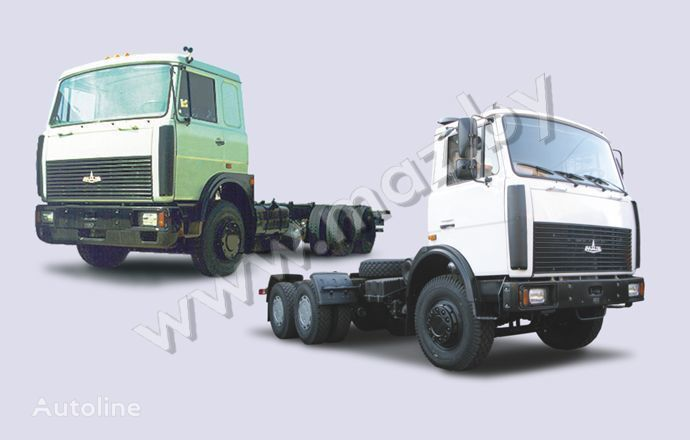 MAZ 6303 Fahrgestell LKW