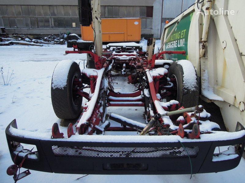 MERCEDES-BENZ 2628 Fahrgestell LKW