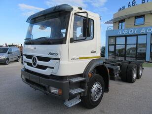 MERCEDES-BENZ 2628 6x4 ATEGO Fahrgestell LKW