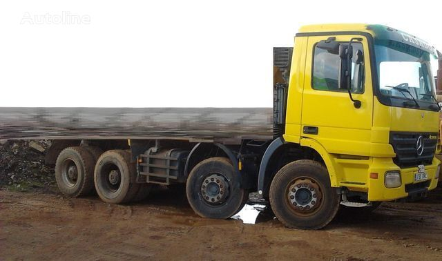 MERCEDES-BENZ actros 4144 K Fahrgestell LKW