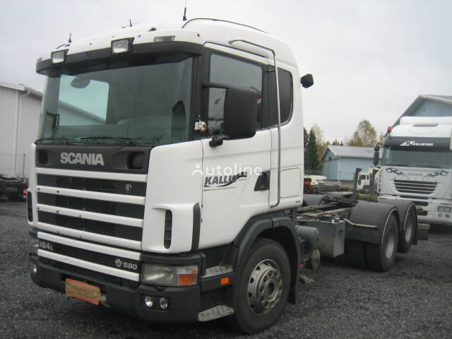 SCANIA R164 580 Fahrgestell LKW